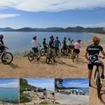 GUIDED MOUNTAIN BIKE TRAIL IN SES SALINES IBIZA