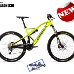 KANDANI RENT A BIKE: ORBEA RALLON X30 2015