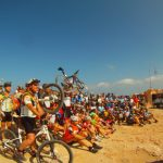 JORNADA 3 VUELTA A IBIZA MTB 2012: LA RUTA DE LAS CALAS SANT ANTONI