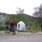 Thursday long haul – Puerto San Miguel and Cala Benirrás. eBike tours 2016