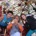 Con Summer  y Jay en Las Dalias