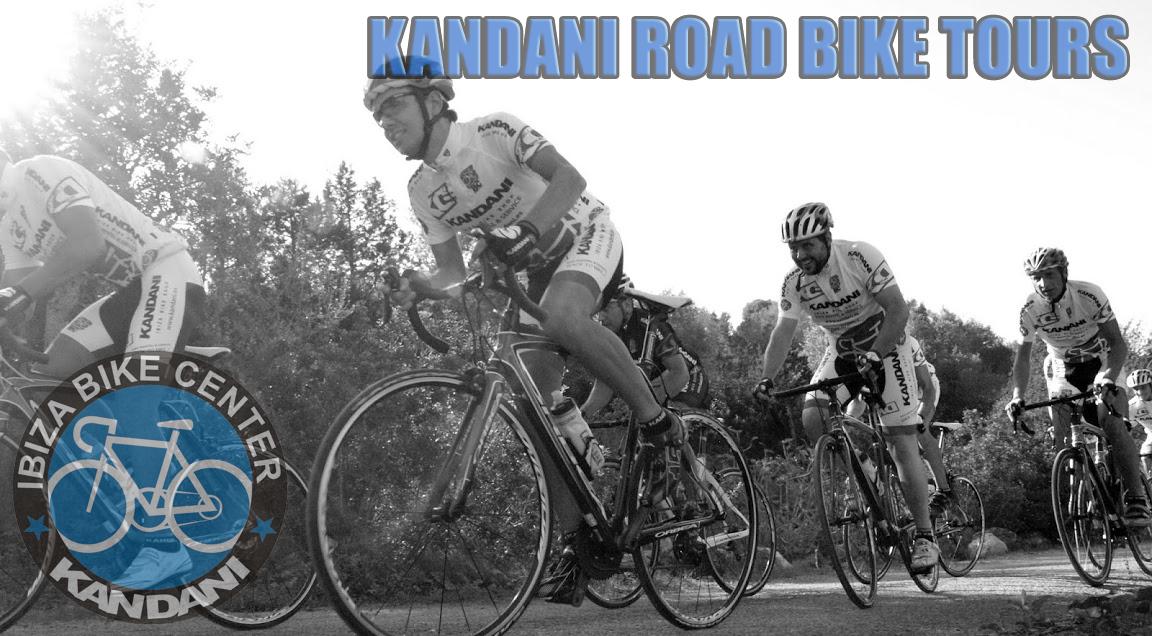 KANDANI ROAD BIKE TOURS