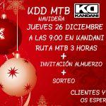 KDD KD MTB NAVIDEÑA 26-12-2013