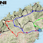 4 ROAD BIKE TRACKS FROM SANTA EULÀRIA DES RIU IBIZA