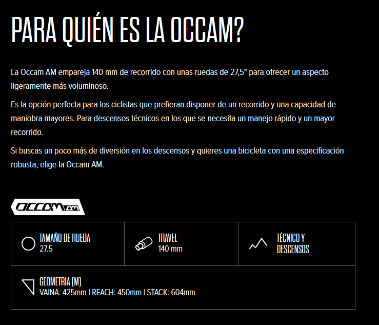 OCCAM AM 275