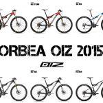 GAMA BTT ORBEA OIZ 2015