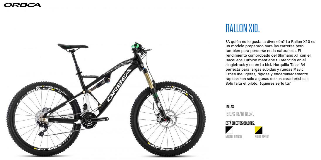 RALLON X10