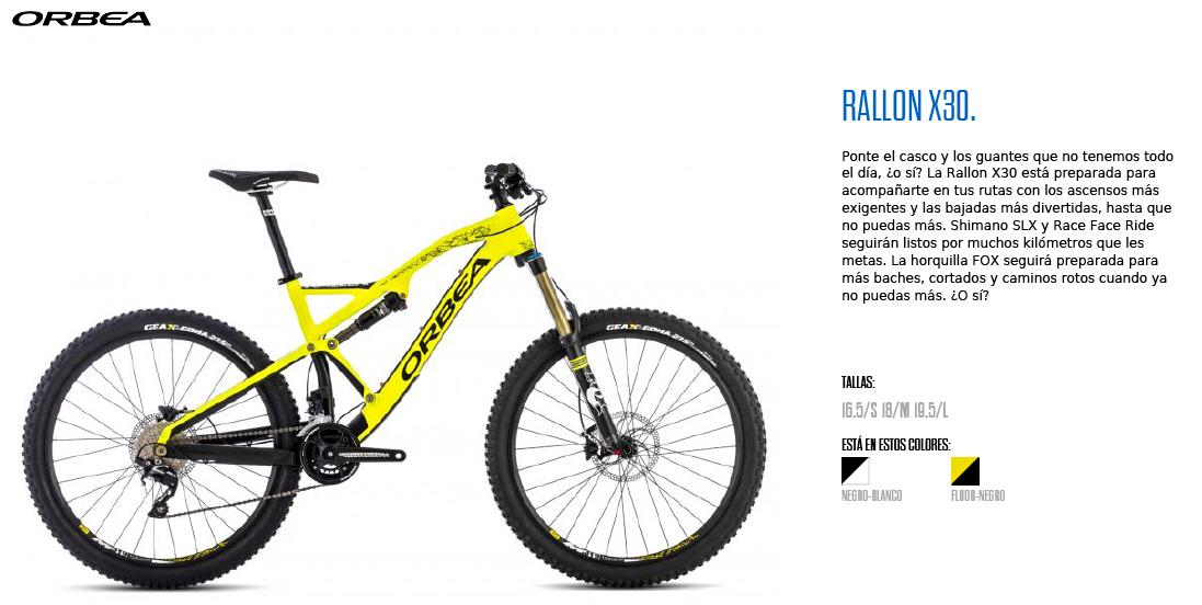RALLON X30