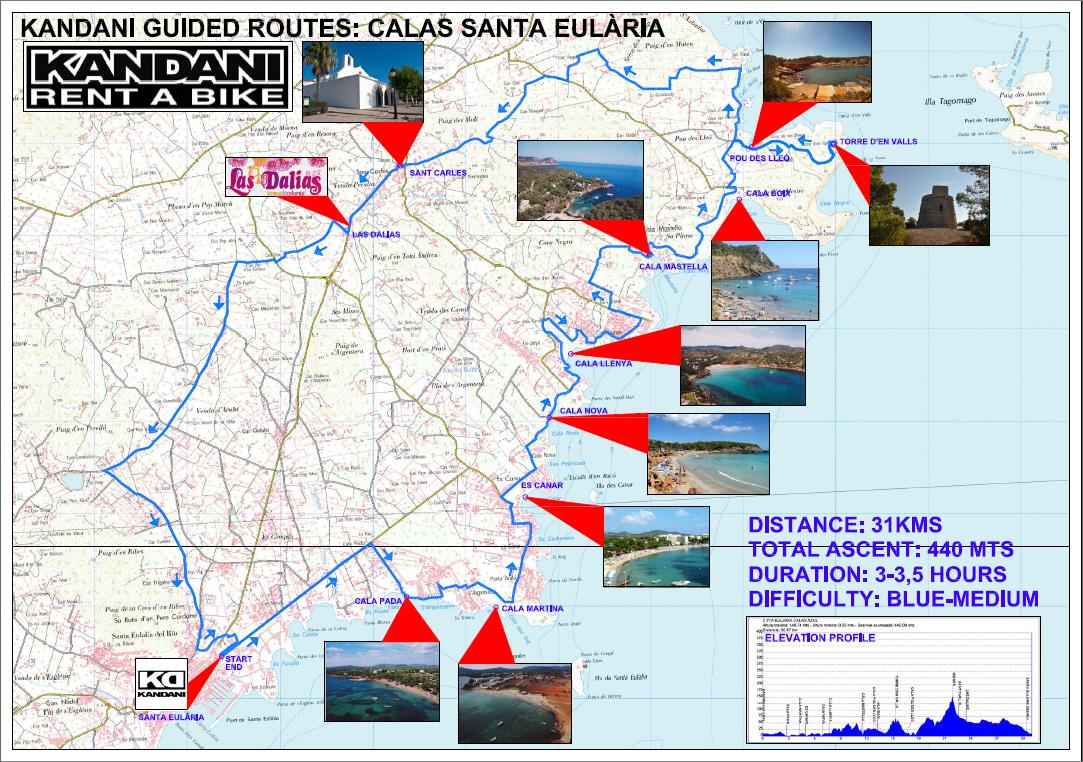 Tours mtb santa eulalia ibiza ibiza kandani bikes blog for Oficina zona azul ibiza
