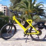 Bicicletas de pedaleo asistido Klever Mobility en Kandani.