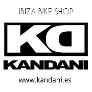 logo kandani CUADRADO IBIZA BIKE SHOP 180